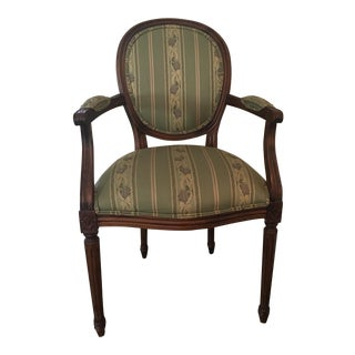 Ethan Allen French Style Side Chair