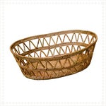 Image of Ate Basket With Open Design