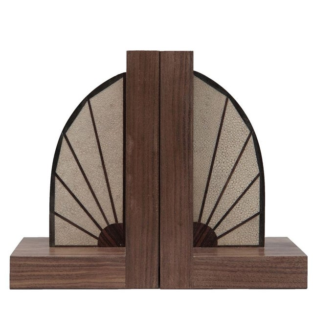 Walnut Bookends - Image 5 of 5