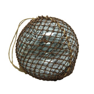 Vintage Netted Glass Float