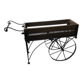 Vintage Rustic Vegetable / Fruit Cart