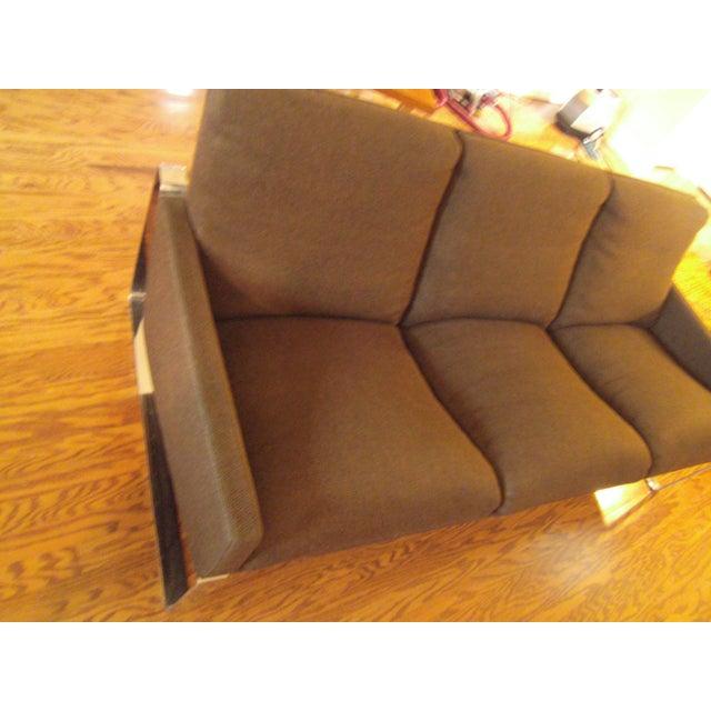 Mid-Century Modern Milo Baughman Sofa - Image 5 of 8