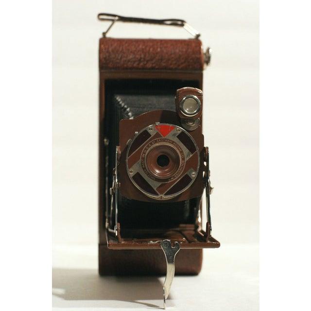 "Rare Walter Dorwin Teague Kodak ""1A Gift"" Camera - Image 4 of 5"