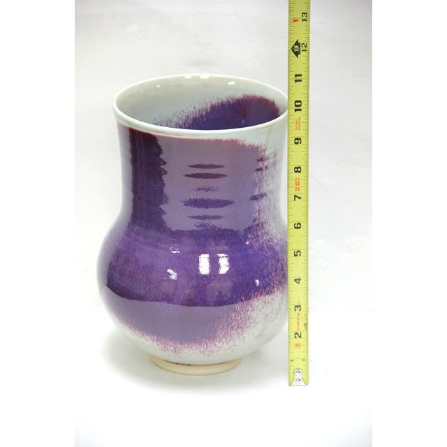 Image of Chinese Jun Ware Decorative Vase