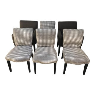 Williams Sonoma Home Fitzgerald Dining Chairs - Set of 6