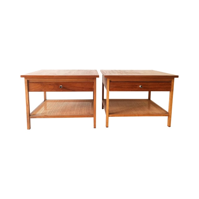 """Paul McCobb """"Delineator"""" Series Tables - A Pair - Image 1 of 8"""
