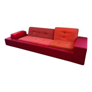 Vitra Polder Red Sofa