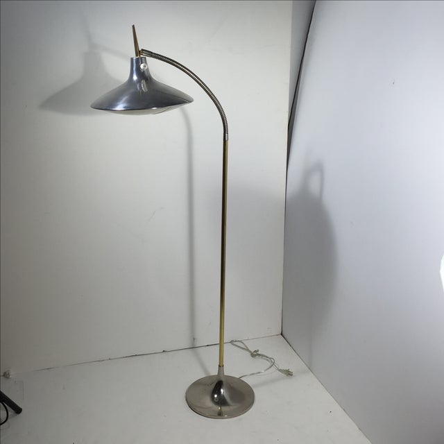 Gio Ponti Floor Lamp for Laurel 1960 - Image 2 of 10
