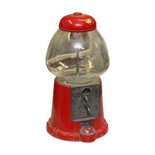 Small Retro Gum Ball Machine