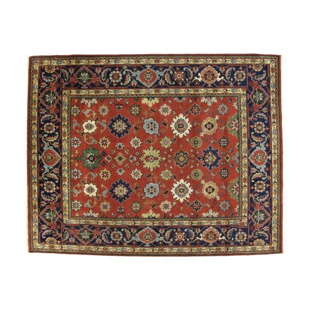 """Mahal Carpet , 10'2"""" X 8' - Image 1 of 3"""