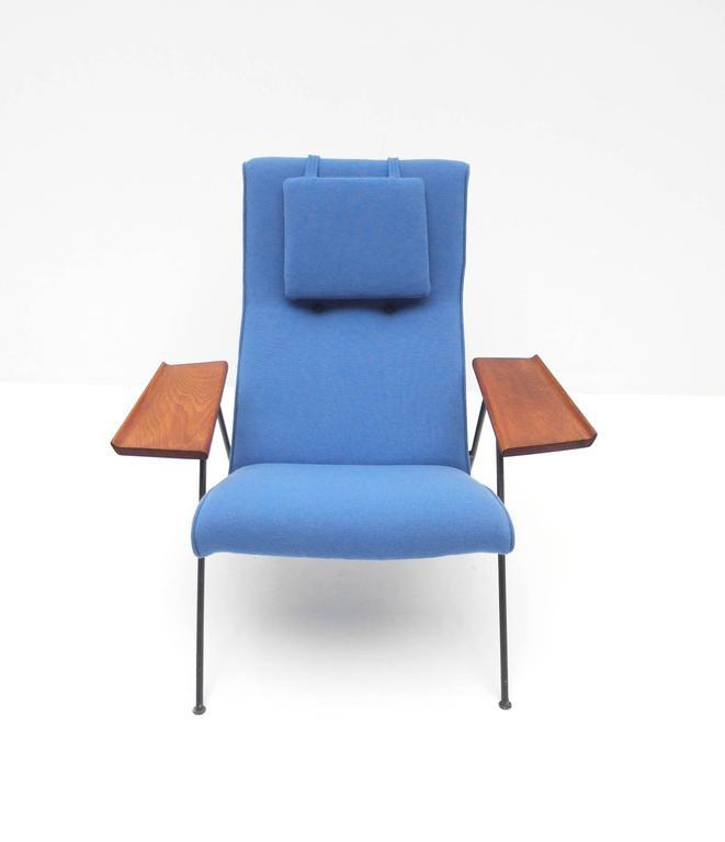 Original 1950s Reclining Chair by British Designer Robin Day for Hille - Image 6 of 10  sc 1 st  DECASO & Incredible Original 1950s Reclining Chair by British Designer ... islam-shia.org