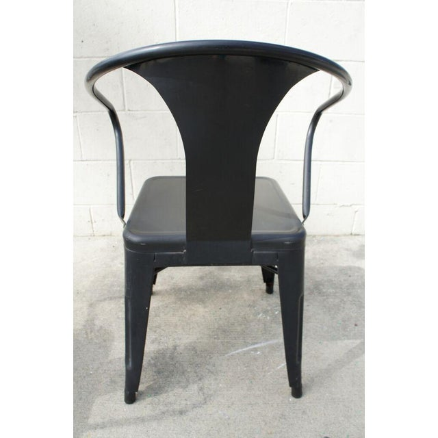 Tolix Dining Chairs- Set of 4 - Image 6 of 9