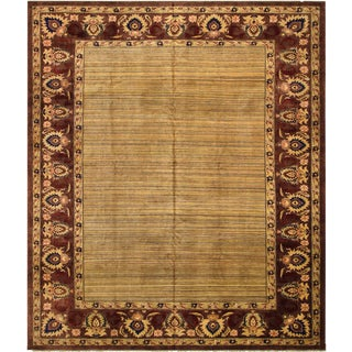 Peshawar Cody Multi/Brown Wool Rug - 11'10 X 14'10