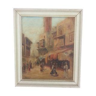 Marrakech Street Scene