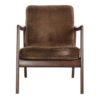 John Stuart for Ole Wanscher Lounge Chair
