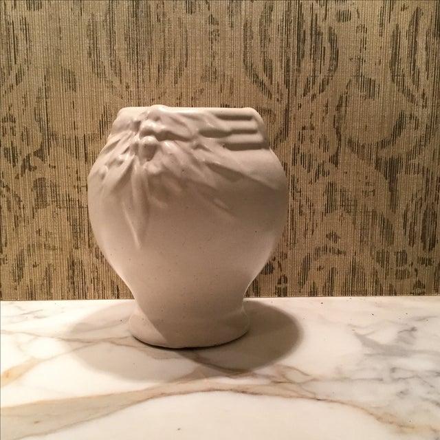 Image of Art Deco Cream Vase