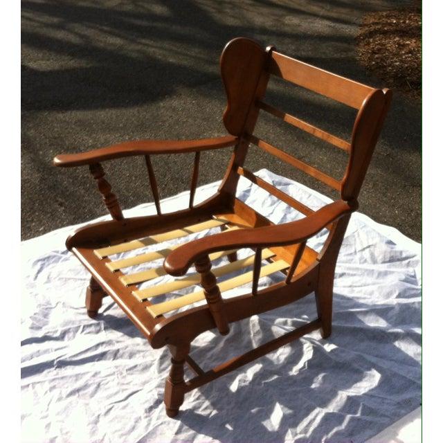 Heywood-Wakefield Mid-Century Modern Chair - Image 6 of 8