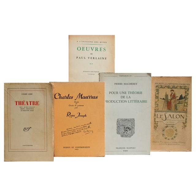 Vintage French Paperbacks - S/31 - Image 2 of 2