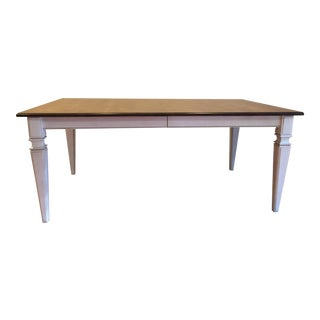 Ethan Allen Avery Style Dining Table