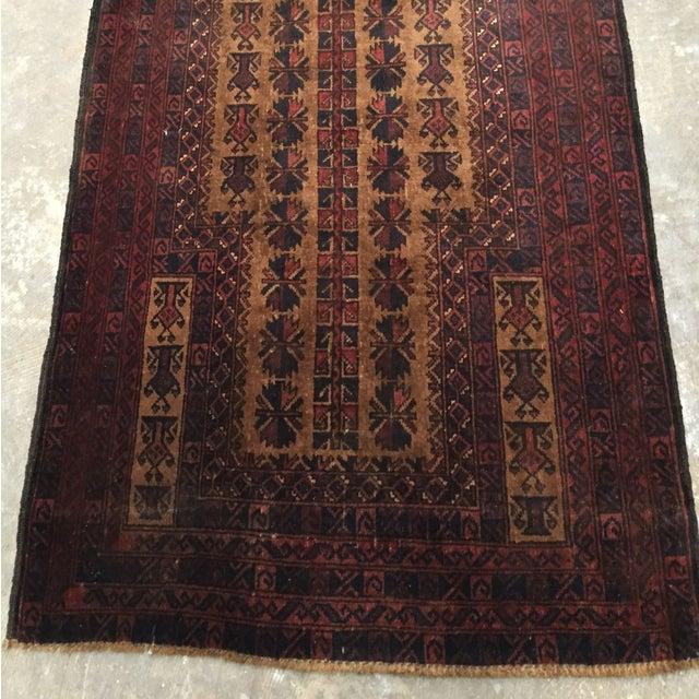 Vintage Persian Rug - 3' x 5' - Image 3 of 8