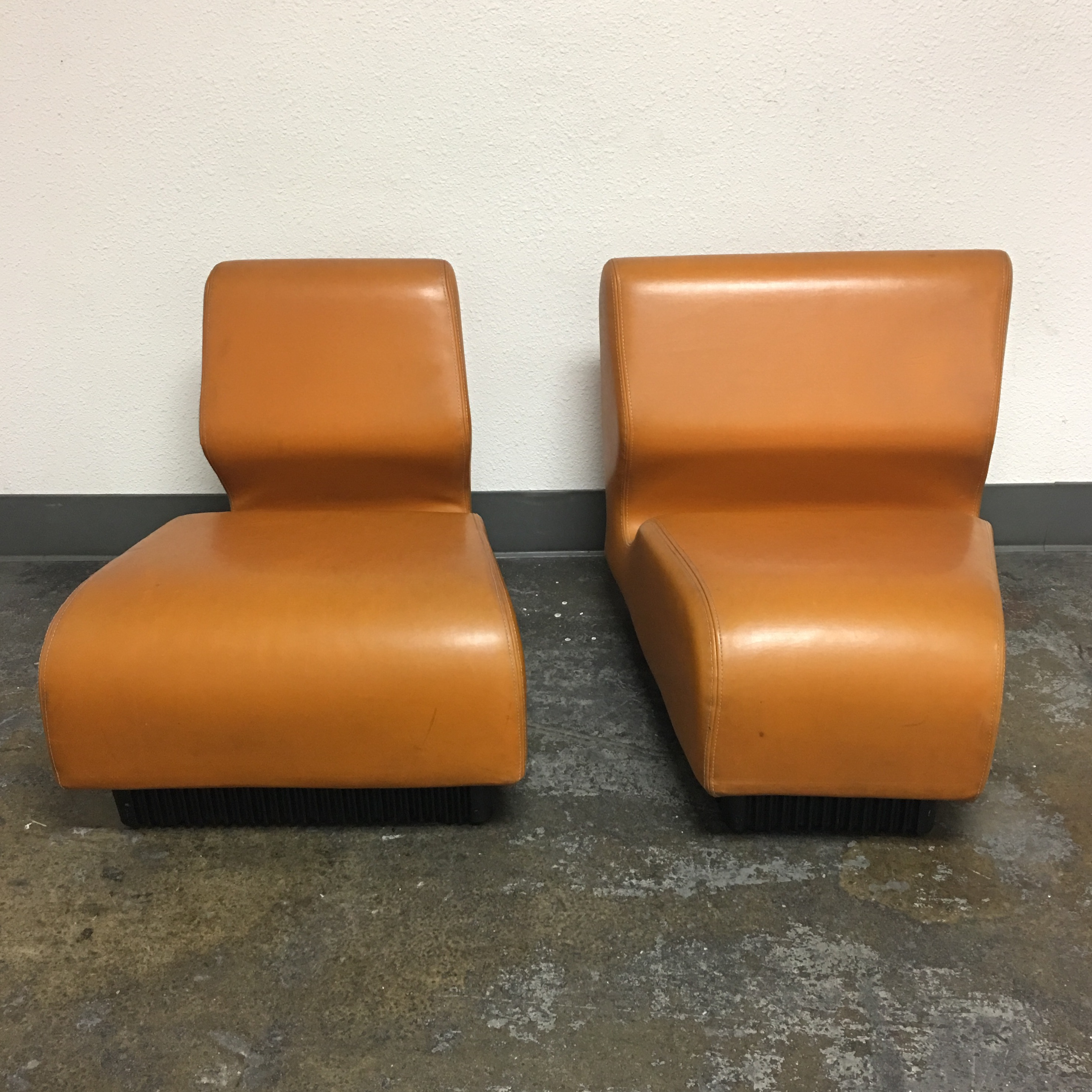 Vintage Don Chadwick For Herman Miller Modular Chairs   A Pair   Image 2 Of  10
