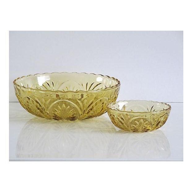 Vintage Crystal Bowls 12