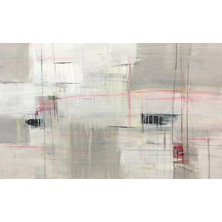 Morning Mist, Abstract Painting by Isabel Wyatt