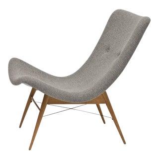 Easy Chair by Miroslav Navratil for Cesky Nabytek, 1959