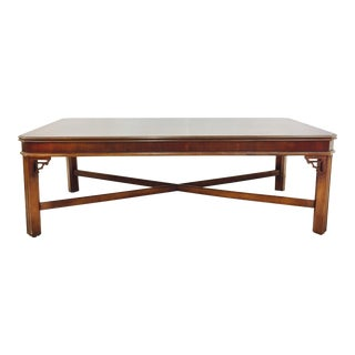 Vintage Lane Chinese Chippendale Coffee Table