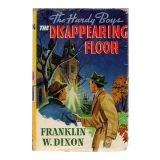 The Disappearing Floor by Franklin W. Dixon