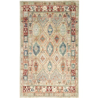 "Traditional Hand Woven Rug - 9'8"" x 15'11"""