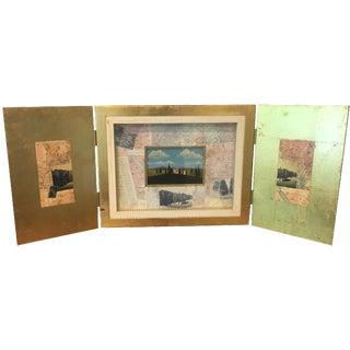 Tuscan Triptych Scene