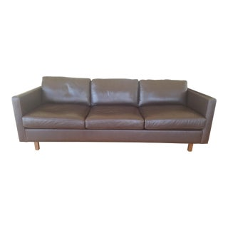 Goodland Leather Sofa
