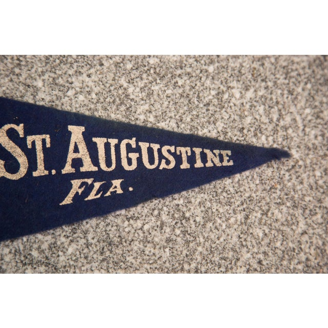 St. Augustine, Florida Felt Flag - Image 3 of 3