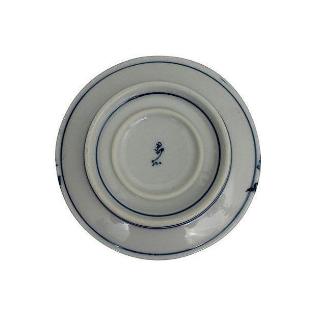 Antique Chinese Blue & White Bowl - Image 6 of 6