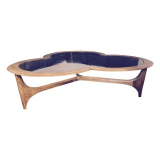 Adrian Pearsall for Lane Clover Leaf Coffee Table