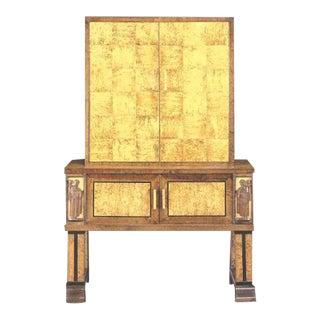 "Rare ""Swedish Grace"" Cabinet Attributed to Eliel Saarinen"
