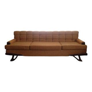 Vintage Sears Howard Parlor Mid-Century Sofa