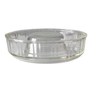 1942 Vintage Queen Anne Glasbake Glass Kitchen Mold