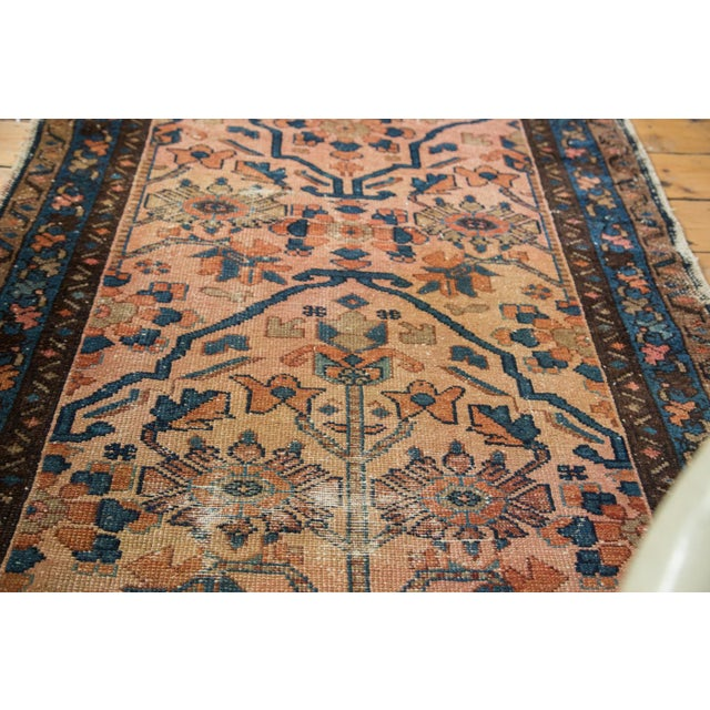 "Antique Lilihan Rug - 3'4"" X 6'1"" - Image 7 of 9"