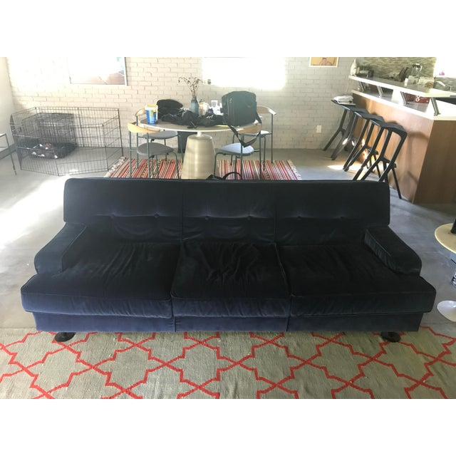 Marco Zanuso Square Sofa, 1966 - Image 8 of 9