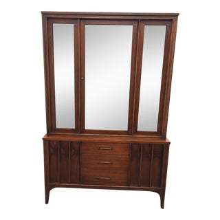 Mid-Century Kent Coffey Perspecta China Cabinet