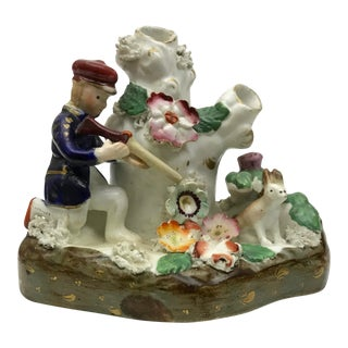 C.1850 Antique Staffordshire Figurine