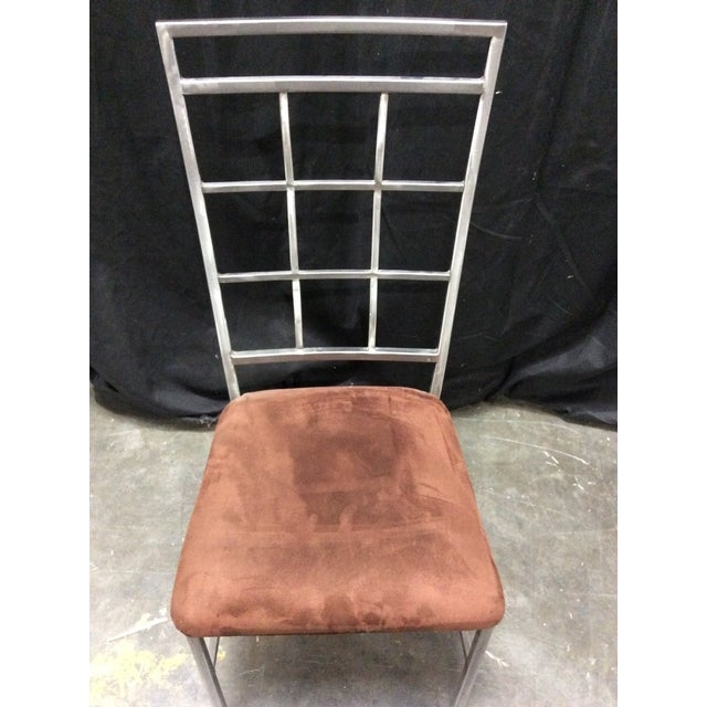 Image of Modern Style Dining Chairs - Set of 4