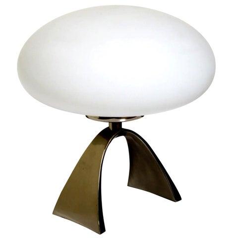 Image of Mid-Century Laurel Mushroom Lamp