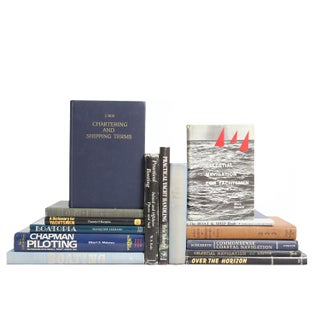 Seamanship & Small Boat Reference Books - Set of 15