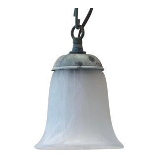Small Bell Pendant Light