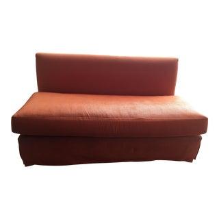 Custom Armless Sofa