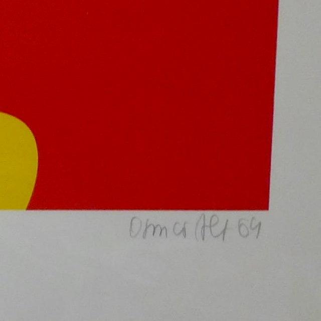 """Otmar Alt """"Der Wolken Elephant"""" Serigraph - Image 8 of 8"""