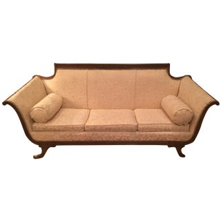 Antique Duncan Phyfe Settee